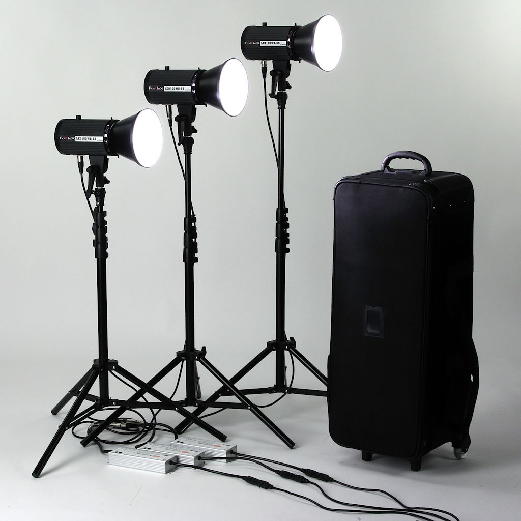 Fotodiox LED100WB