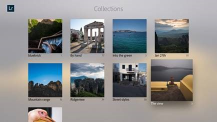 View your Lightroom photos via Apple TV