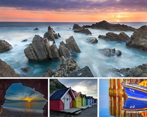 Shipwrecked Mariners' Society On The Lookout For The UK's Ultimate Sea View With Annual Maritime Photography Competition