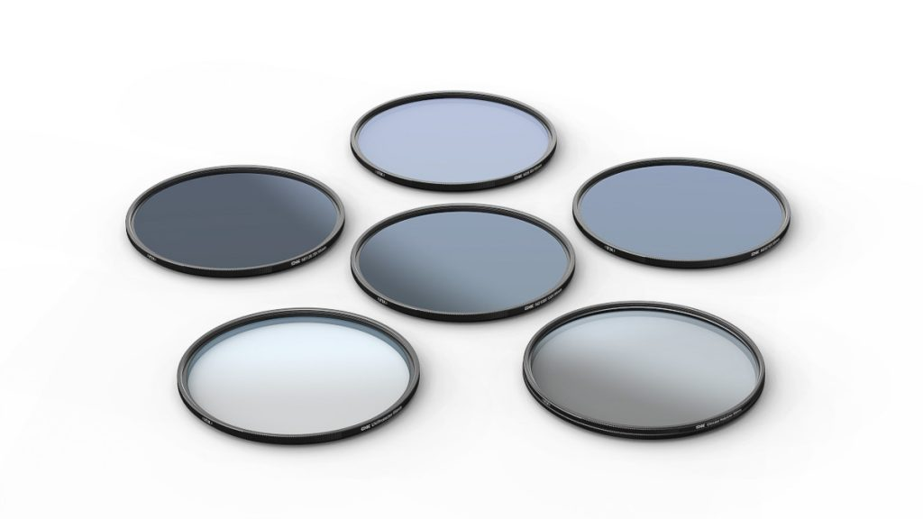 Irix Edge CPL, ND, UV filters