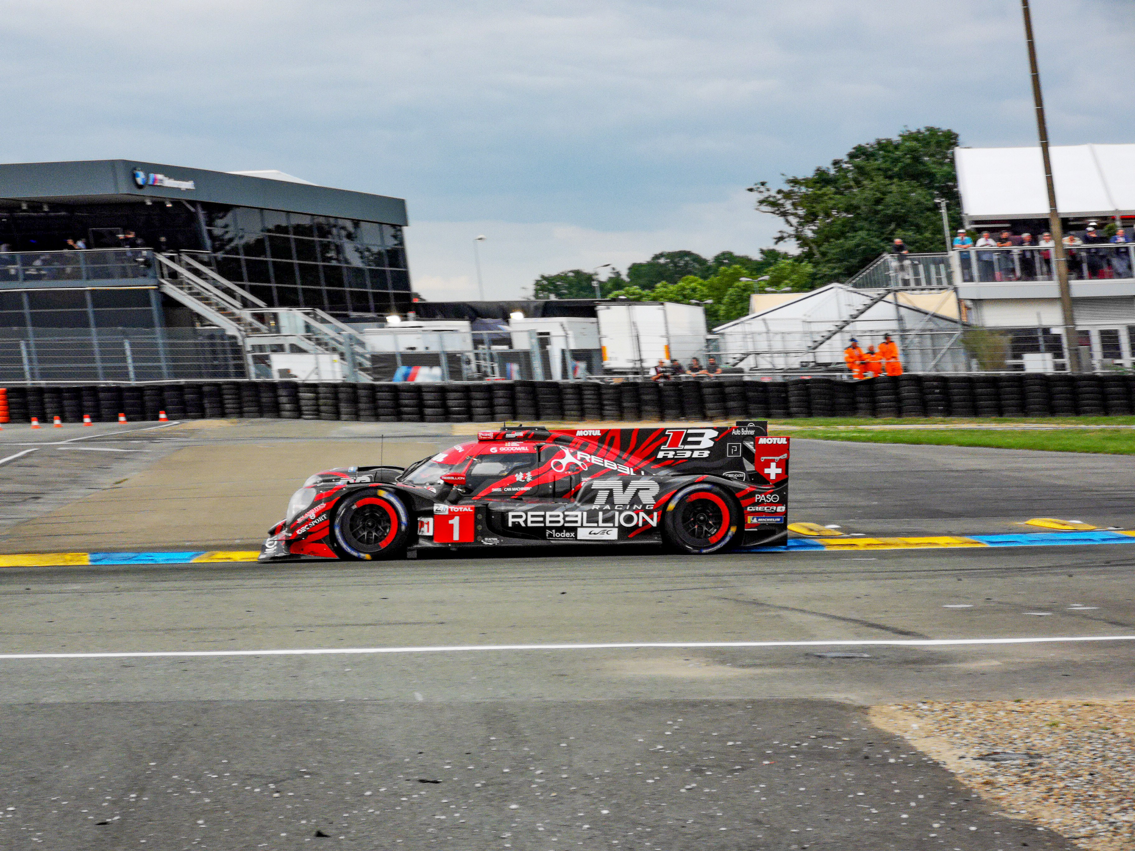 Huawei\'s P20 Pro smartphone shoots Le Mans - Page 6 of 9 - Digital ...