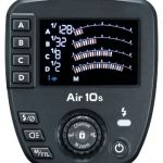 Nissin Air10s wireless commander Air10s control panel