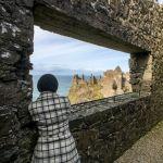 Dunluce Castle with ExoLens Wide