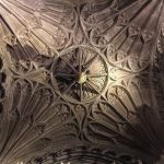Ely Cathedral Chancel Ceiling without ExoLens Wide