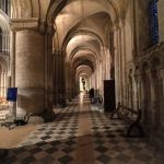 Ely North Aisle Ely Cathedral with Zeiss ExoLens Wide