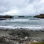 Irish coast without Zeiss ExoLens Wide