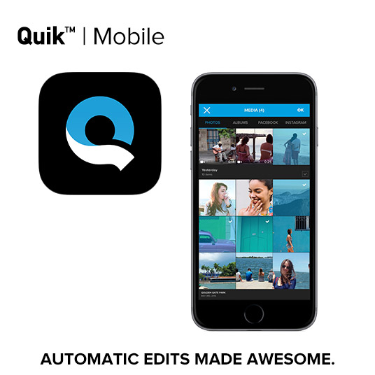 GoPro Quik Mobile