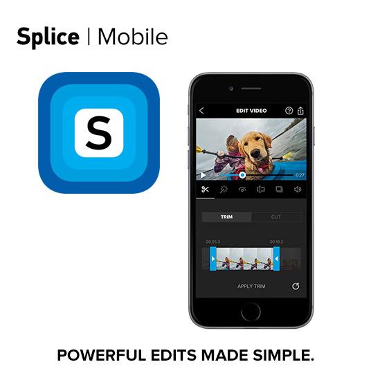 GoPro Splice Mobile