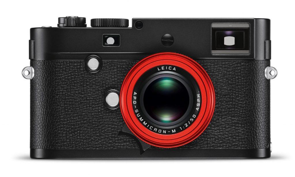 Anodised Red Leica Apo Summicron-M 50mm f/2 Asph