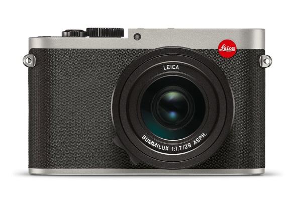 Leica Q Titanium Grey