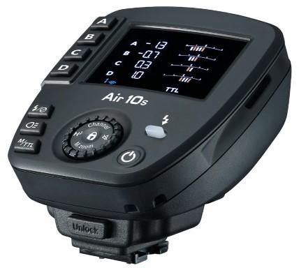 Nissin Air10s wireless commander (Sony Multi-interface shoe)