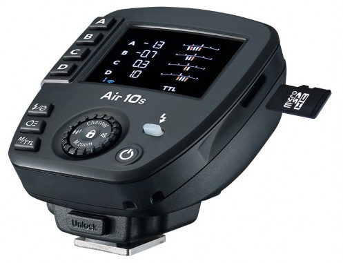 Nissin Air10s wireless commander