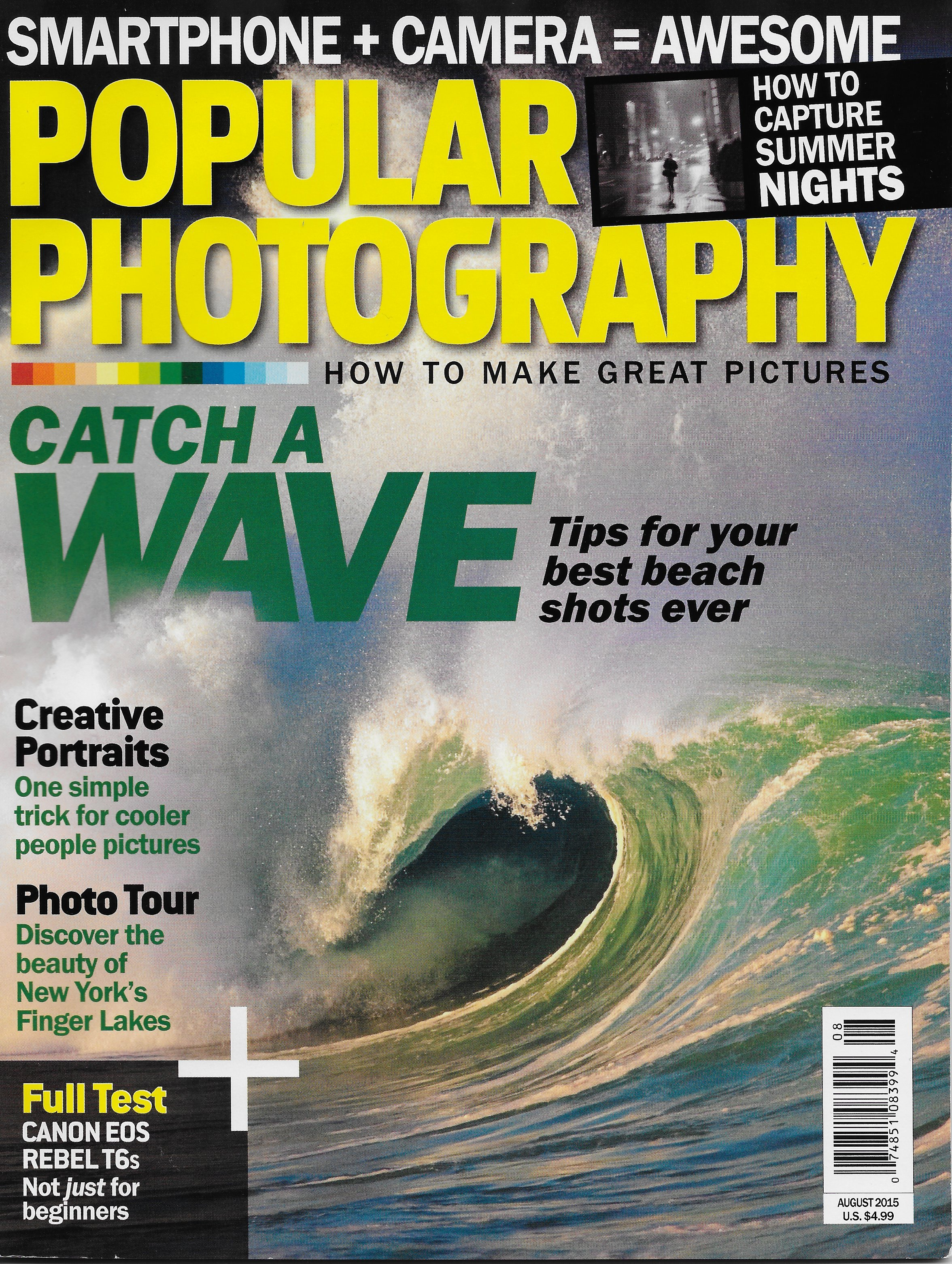 A more recent example of a Popular Photography cover