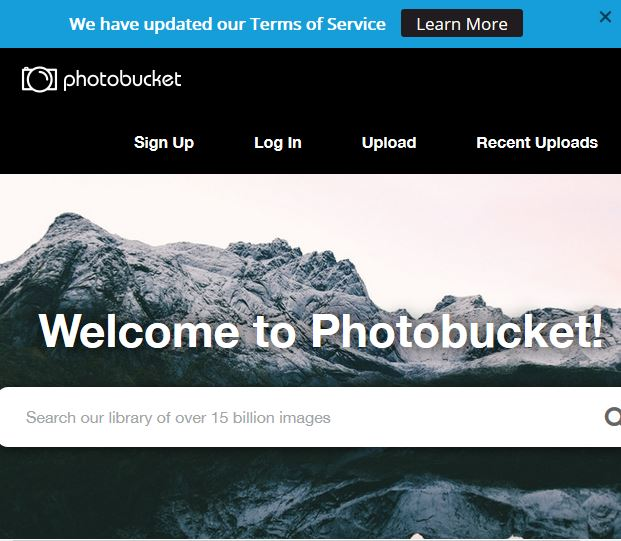 Photobucket Free Account Users Left High And Dry Digital Photography Now