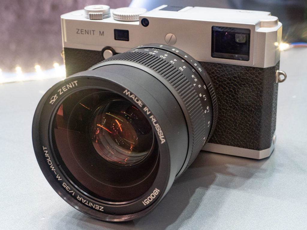 Exclusive Russian Zenit Leica M Rangefinder Clone Digital Photography Now